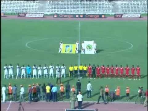 Boubacar Diarra N°2 - Chan 2015 _ Mali vs Guinée Bissau _ 1er Partie