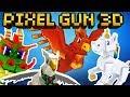 HOW!?!  ALL MYTHICAL PETS! | Pixel Gun 3D