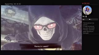 Let It Die Gameplay 1 Free Game on Ps4 Grim Reaper Is My Homie?