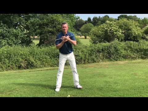 Setup 4 Impact vs. Moe Norman Golf swing - Comparison