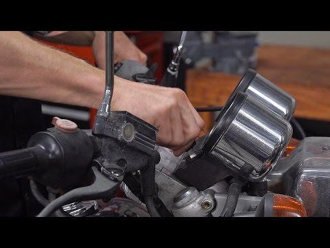 Motorcycle Life Hack: How To Unstick Your Sticky Ignition Switch | MC GARAGE