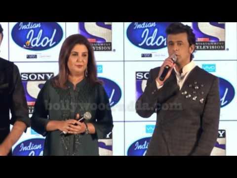 FULL VIDEO: Indian Idol New Season 9 Press Conference   Anu Malik, Sonu Nigam, Farah Khan