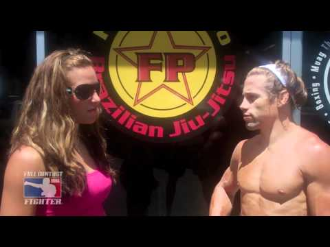 Urijah Faber Interview with Miesha Tate