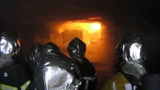 Formation - Incendie - Octobre 2012