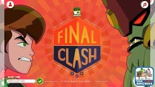 Ben 10 Omniverse: Final Clash - Plumber Fighting Style Is The Best (Cartoon Network Games)