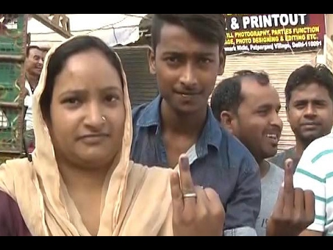 MCD Elections 2017: Our local problems should be addressed, says Janakpuri voter
