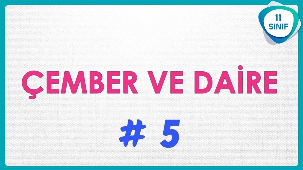 Çember ve Daire 5 | Çemberde Açı 2 Teğet kiriş Açı | 11. Sınıf #11sınıf #soruavcısı