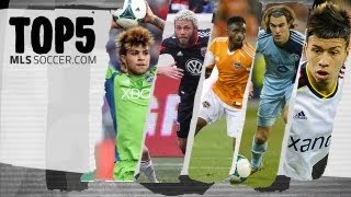 Greatest Hairstyles in MLS - Top 5