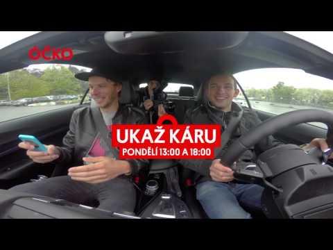 Jakub Kornfeil v UKAŽ KÁRU! Sleduj v pondělí od 13:00 a 18:00 na ÓČKU
