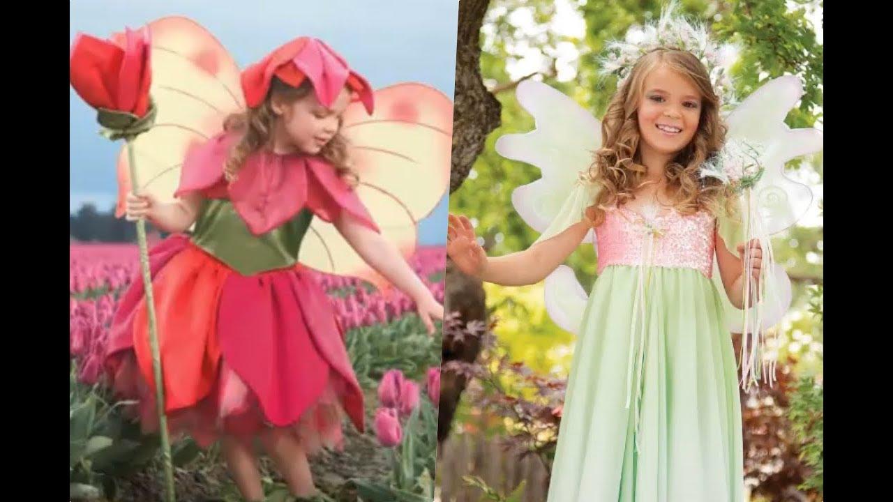 61130785d Disfraces de primavera para niños - YouTube