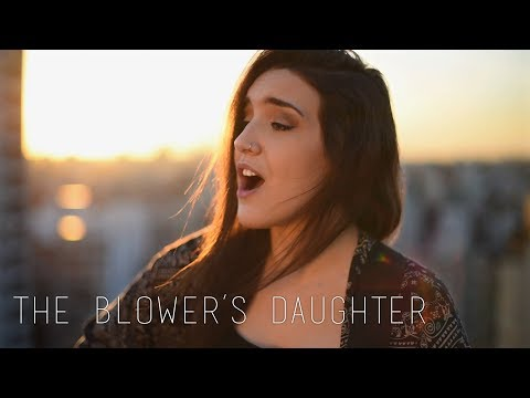 THE BLOWER'S DAUGHTER - Damien Rice (Bárbara Martínez cover)