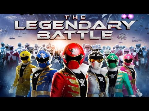 Power Rangers: Super MegaForce - Legendary Battle Super Extended