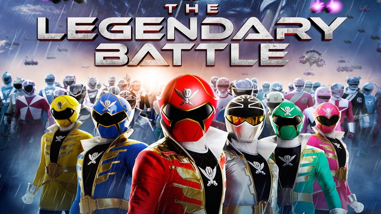 Power Rangers: Super MegaForce - Legendary Battle Super ...