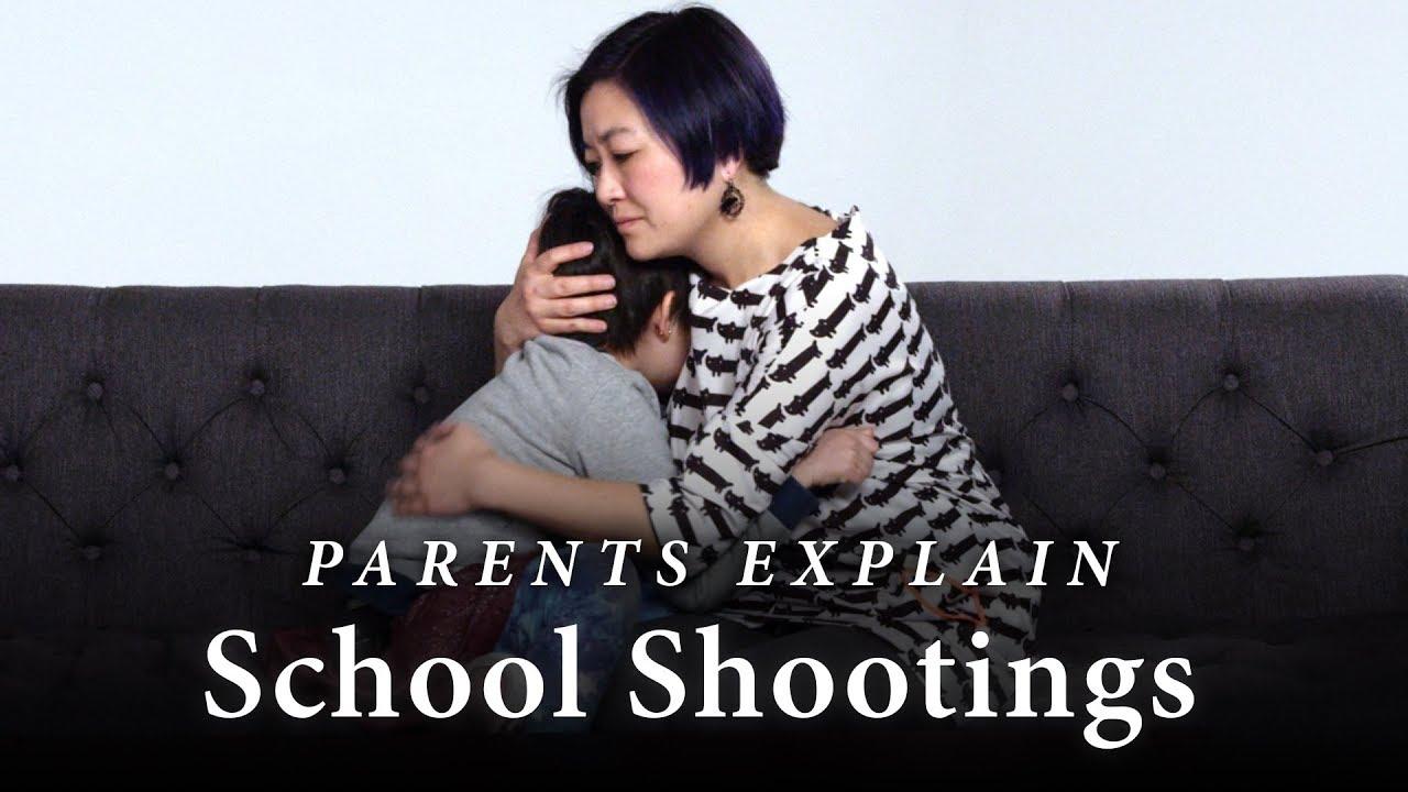 Parents Explain School Shootings | Parents Explain | Cut