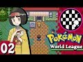 Pokemon World League | PART 2 | Strategy RPG