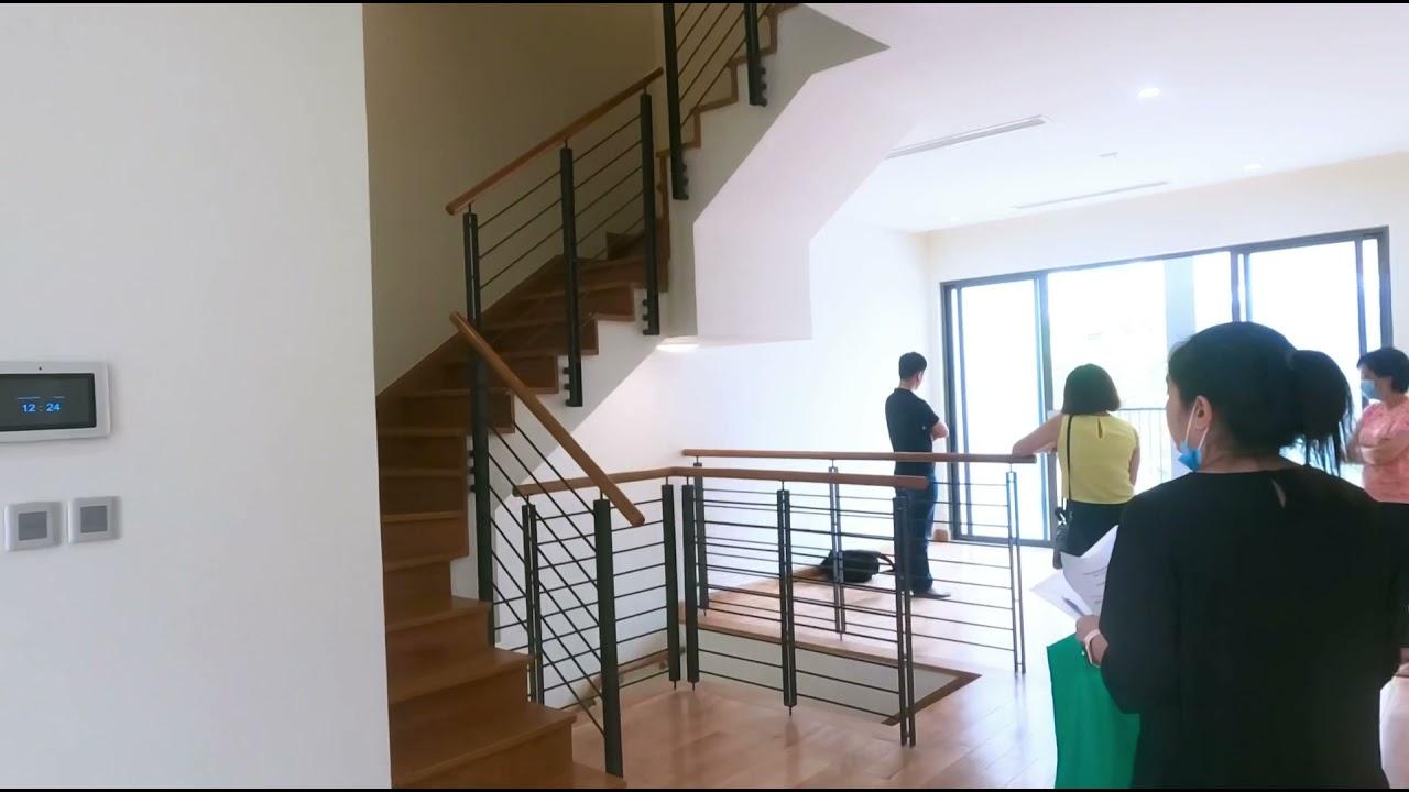 image Khách hàng nhận bàn giao nhà cho thuê 75m2 5 tầng The Manor Central Park