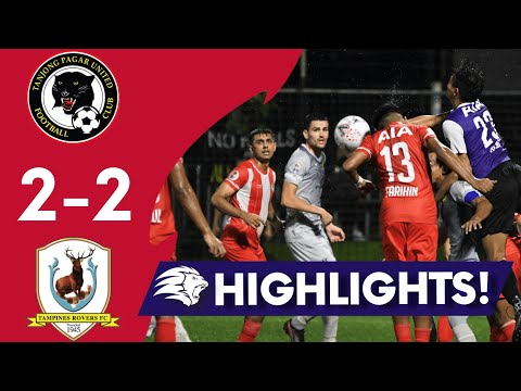 Tanjong Pagar United Tampines Goals And Highlights