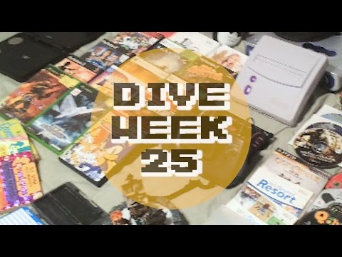 GameStop & Half Price Books Dumpster Dive - THE BEST FINDS EVER! - Week 25
