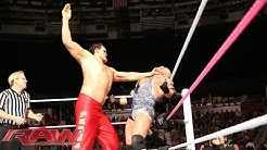 The Great Khali vs. Ryback: Raw, Nov. 4, 2013