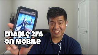 How To Enable 2fa On Fortnite Mobile 2020