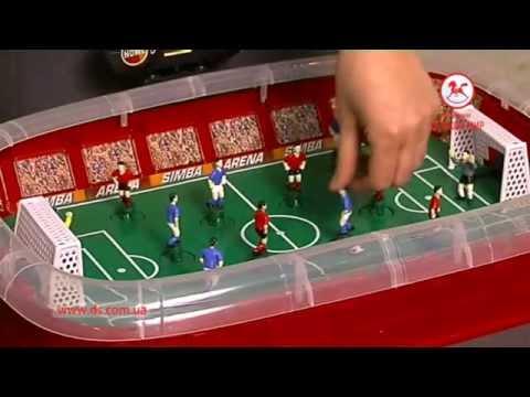 Настольный футбол от Lets Sport. Видео обзор интернет магазина