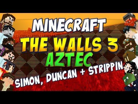 The Walls 3 Aztec - Simon, Duncan and Sam