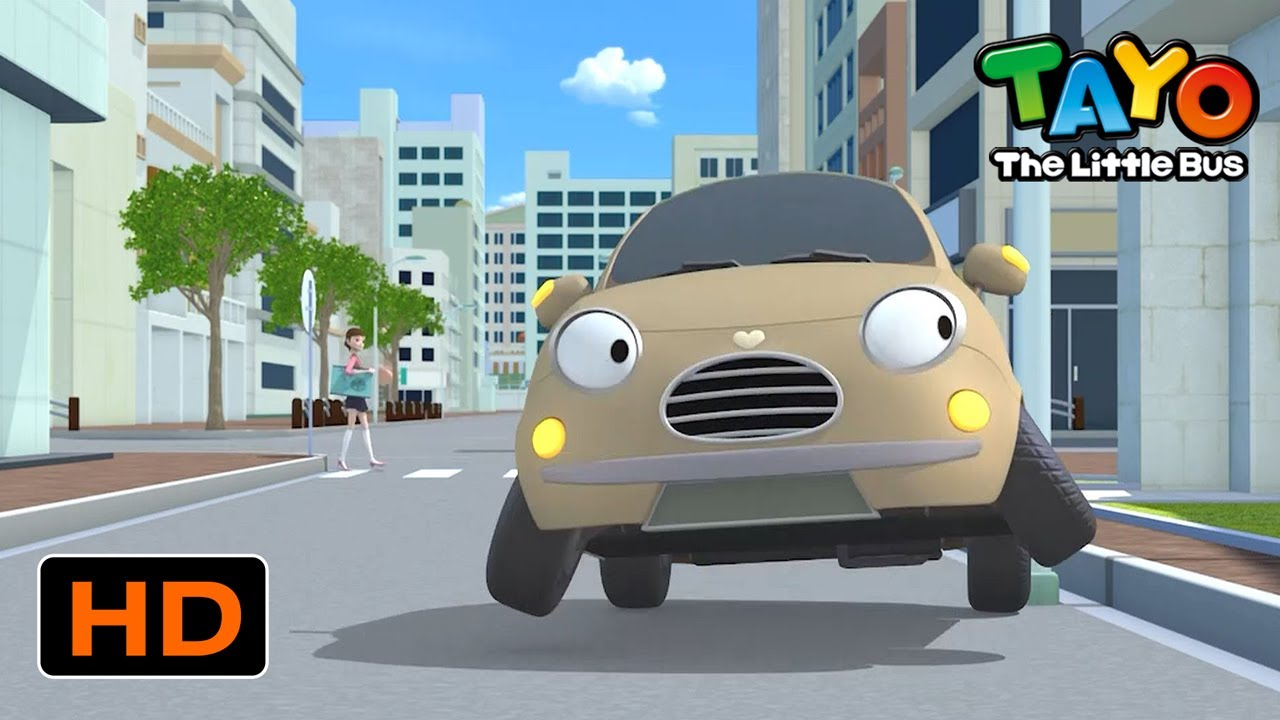 Tayo English Episodes l No more accidents please! l Tayo the Little Bus