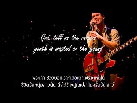 Lost Stars - Adam Levine (Lyrics) แปลไทย