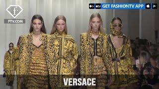 Milan Fashion Week Spring/Summer 2018 - Versace | FashionTV