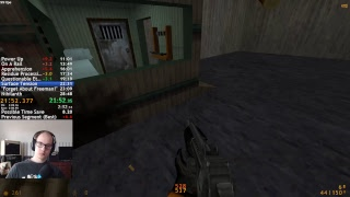 Half-Life WR Attempt Speedruns