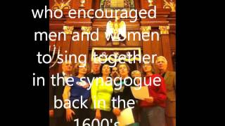 Shema by Salomone Rossi - Shema Flash Mob, United Synagogue of Hoboken