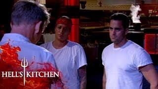 Gordon Ramsay Plays His Black Jacket Elimination Trick | Hell's Kitchen