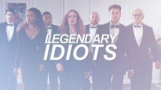 legendary idiots | part one [a legends of tomorrow crack vid]