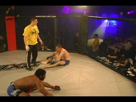 WXCLIVE.COM Warrior Xtreme Cagefighting Highlight Reel