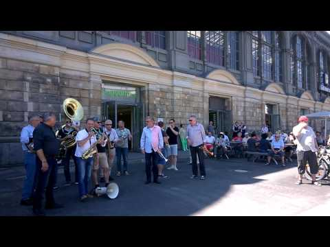 Dresden station jazz band