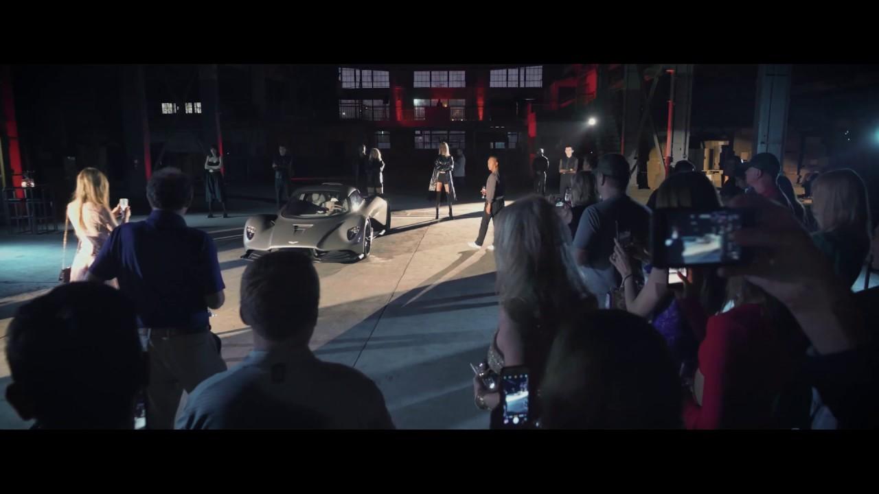 The Aston Martin Valhalla O Gara Coach Youtube