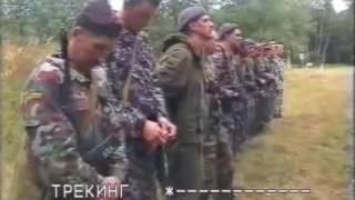 Репортаж 2002 года. Перед первой командировкой в Чечню, сроком на 180 суток.