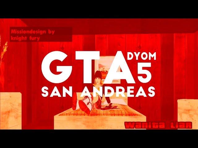 Preman mesum berulah? - GTA San Andreas - DYOM #5