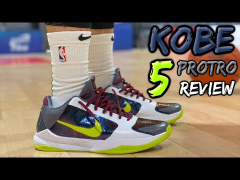 Nike Kobe 5 Protro Performance Review!