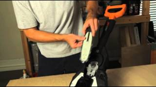 WORX JawSaw How-To