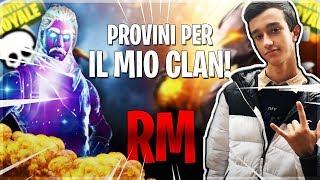 🔴REGALO PLAYSTATION CARD A 100 SPETTATORI!!! + PROVINI PER IL MIO CLAN!! SE ENTRI VIENI PAGATO!! +