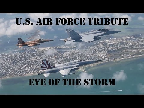Eye of the Storm   Armed Forces Tribute Video