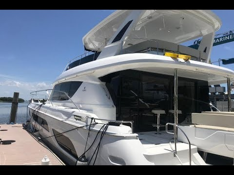 2019 Aquila 48 Yacht For Sale At MarineMax Clearwater