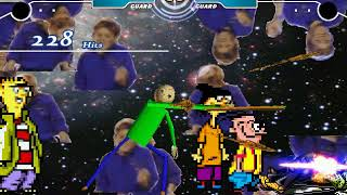 Mugen Request Team Ed vs Random
