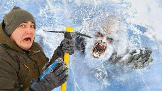 Эти опасные и жуткие находки мы нашли во льдах где затонул снежный человек