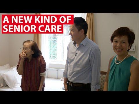 A New Kind Of Senior Care | Talking Point | CNA Insider