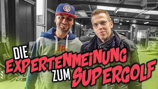 JP Performance - Die Expertenmeinung zum SuperGolf!