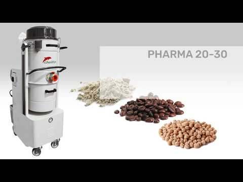 Industrial vacuums cleaner Food Industry  | Mistral Pharma 20-30 | Delfin