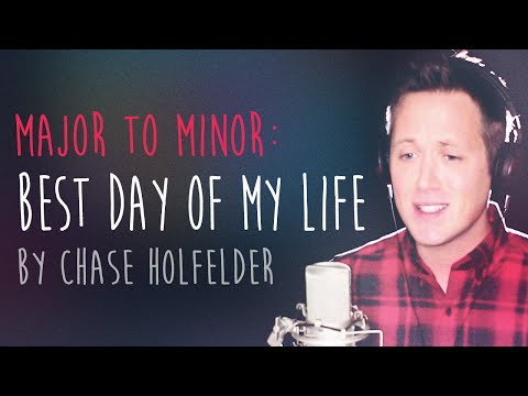 """""""Best Day Of My Life"""" by American Authors (MINOR KEY VERSION)"""