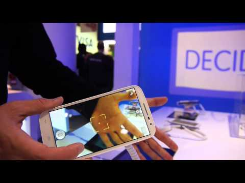 Alcatel One Touch Pop S9 Hands On